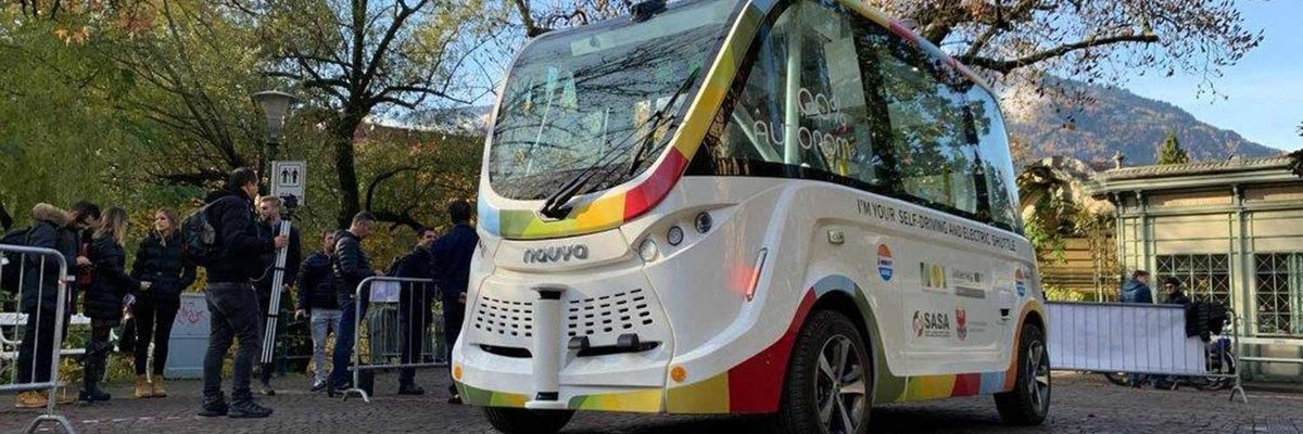 Bus a guida autonoma, oltre all'omologazione, devono prima imparare la strada