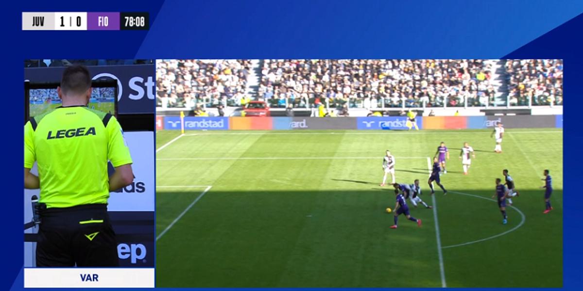 Juventus-Fiorentina e la polemica di Commisso, giusta e sbagliata