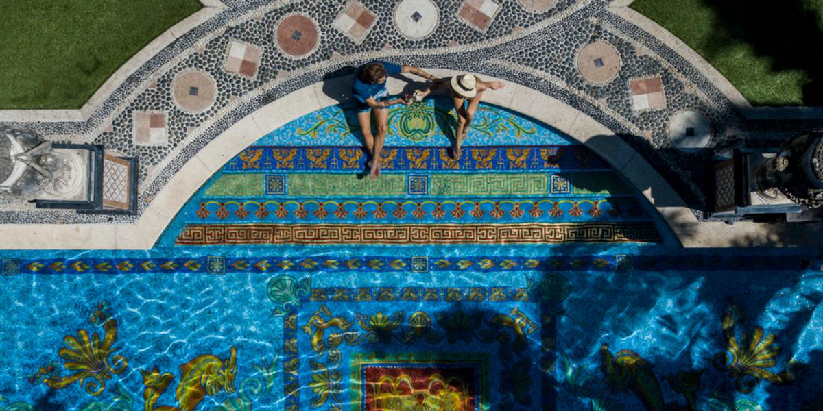 Alla scoperta di Miami: la villa di Gianni Versace