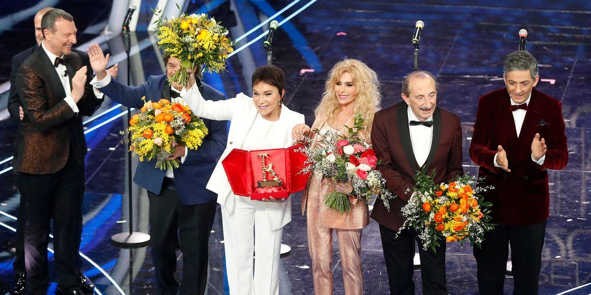 Sanremo 2020: che show Ferro-Ranieri e il ritorno dei Ricchi e Poveri