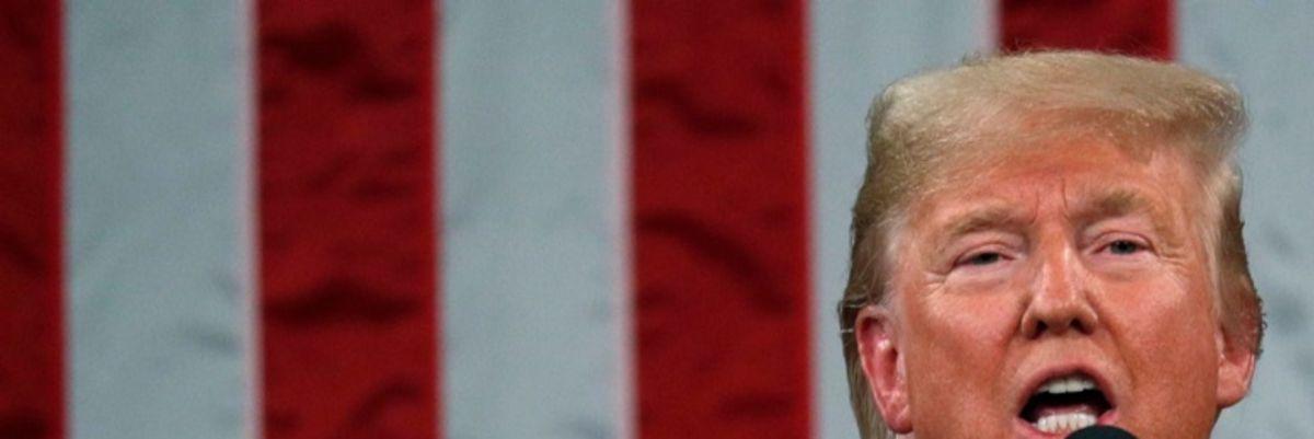 La difesa di Trump sull'Impeachment