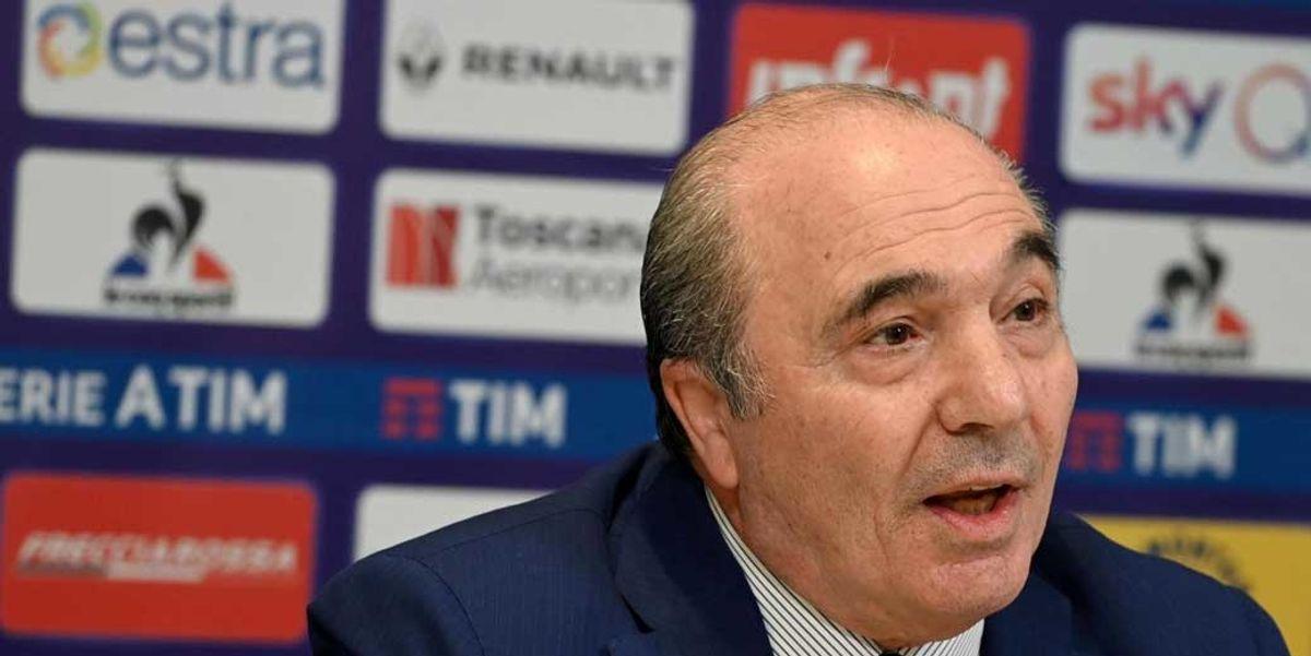 Commisso-Fonseca, torna il campionato dei veleni (anti Juventus)