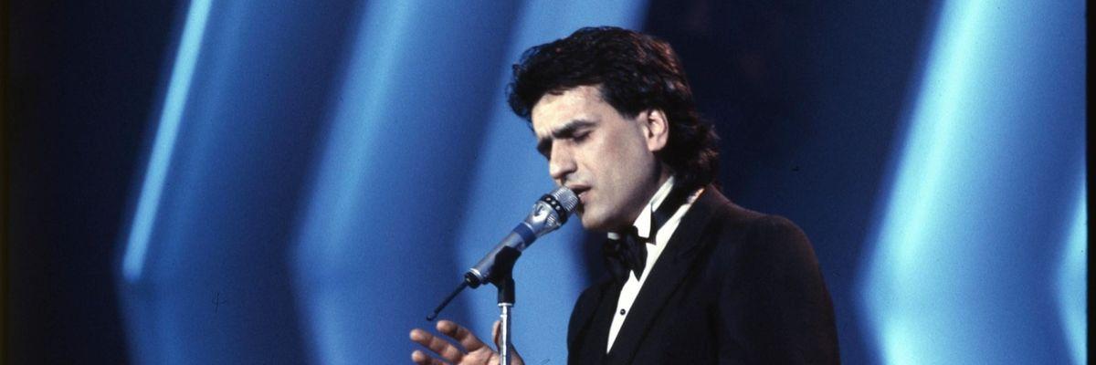 Toto Cutugno: «Io, eterno secondo»