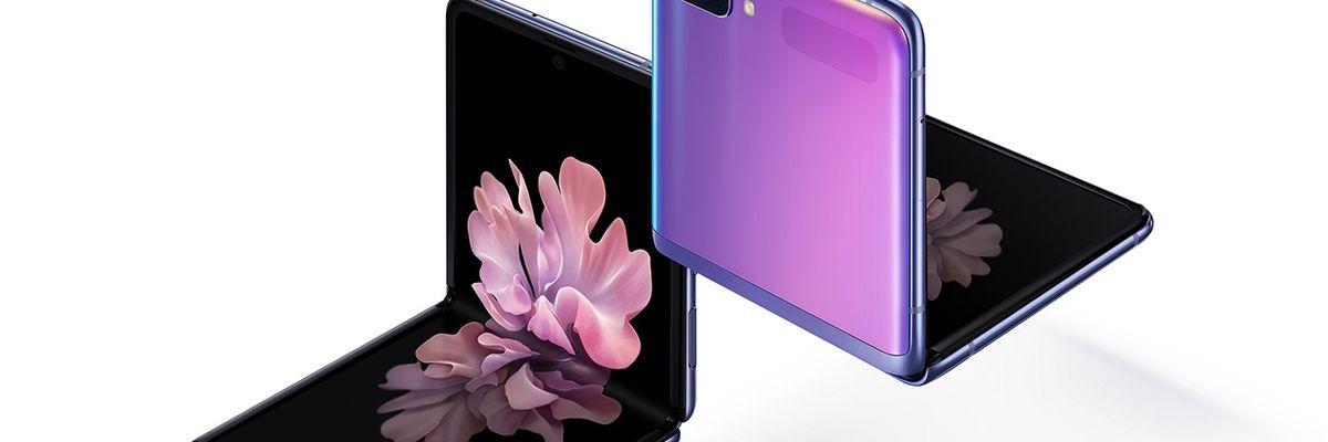 Samsung Galaxy Z Flip, il pieghevole da 1.500 euro