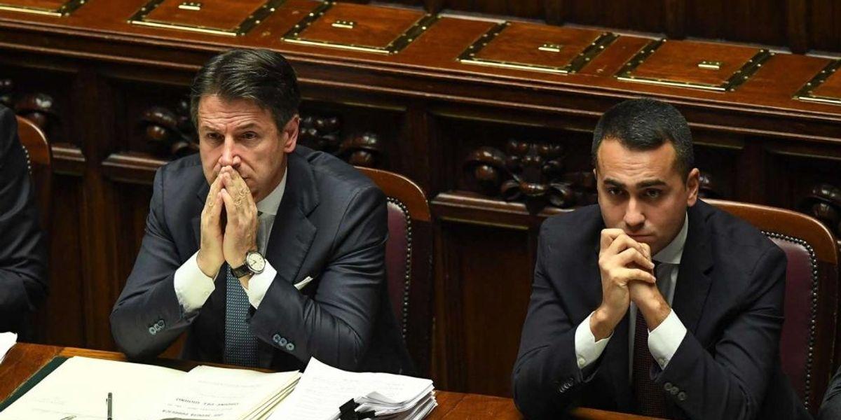 L'eurogruppo boccia Conte e Di Maio sul Mes