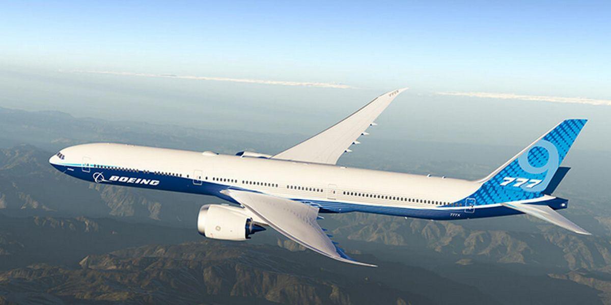 Con il volo del 777X, Boeing comincia il nuovo corso