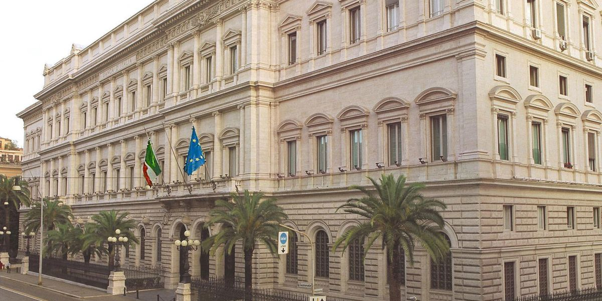bankitalia palazzo Koch