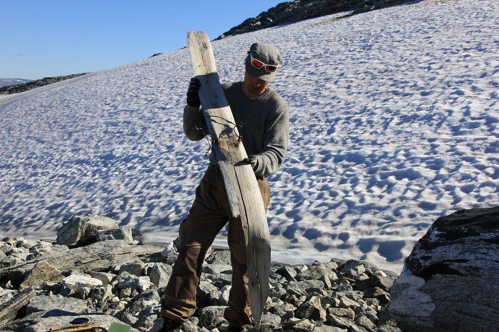 Archeologia: dalla Norvegia sci di legno di 1300 anni fa