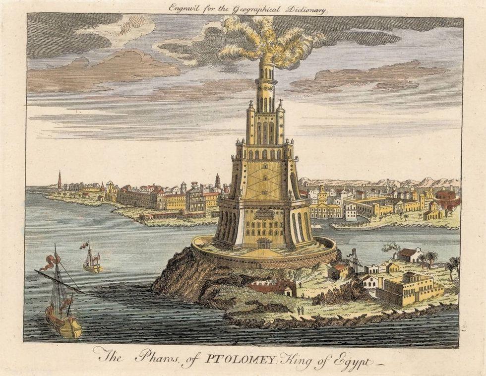 L'Egitto pronto a ricostruire il Faro di Alessandria