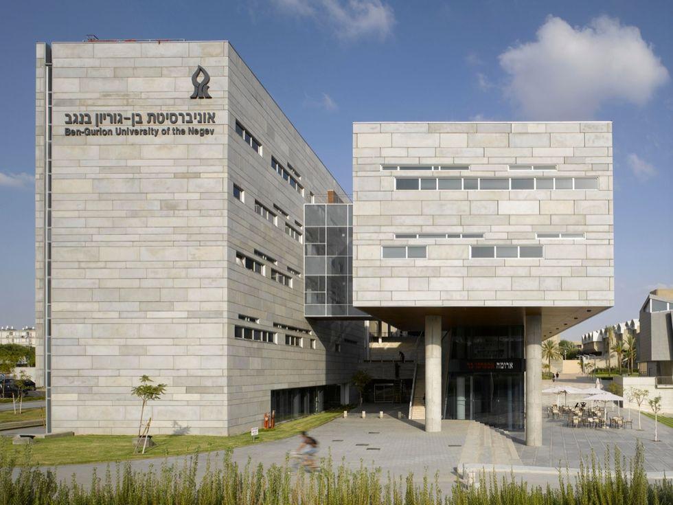 università-israele-negev