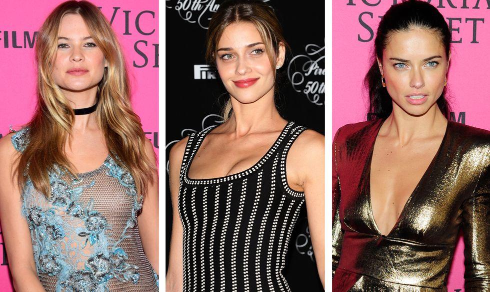 Le 10 modelle più sexy del 2015