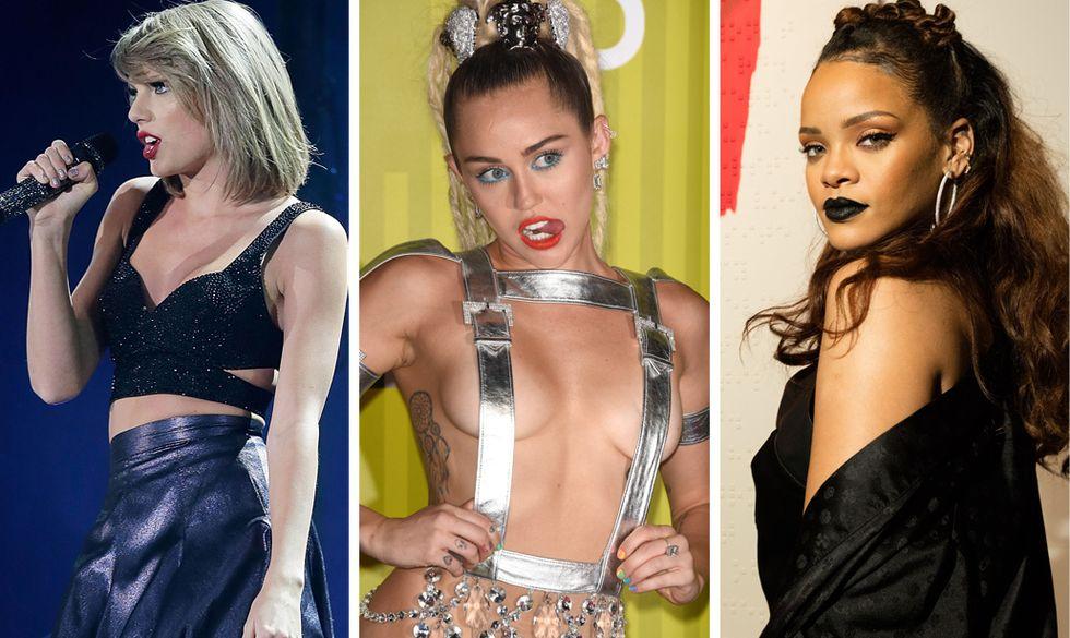 Le 10 cantanti più sexy del 2015