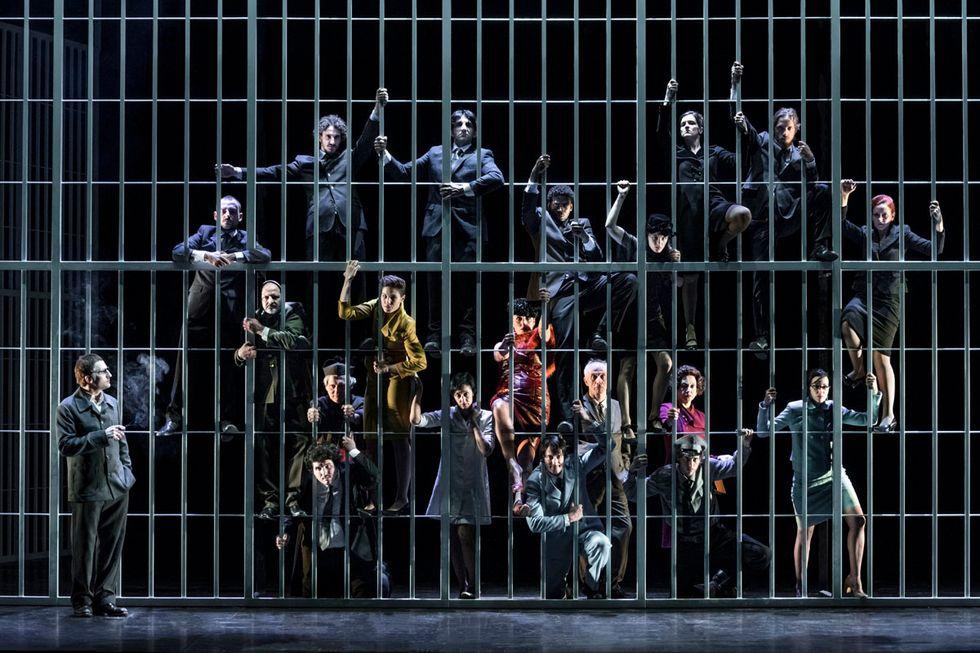 Brecht a Milano e l'eredità dell'Opera da tre soldi