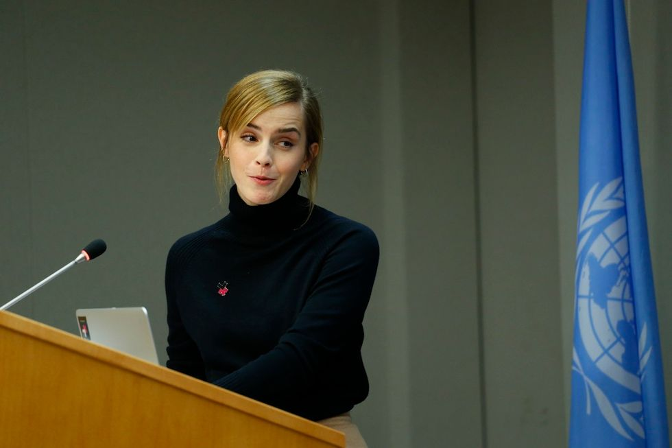 Emma Watson Ambasciatrice di buona volontà per l'Onu