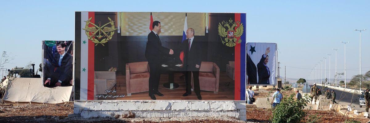 Se viene l'ora dell'addio tra lo zar e il dittatore