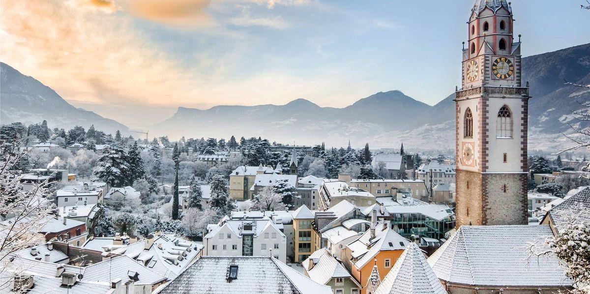 Inverno a Merano