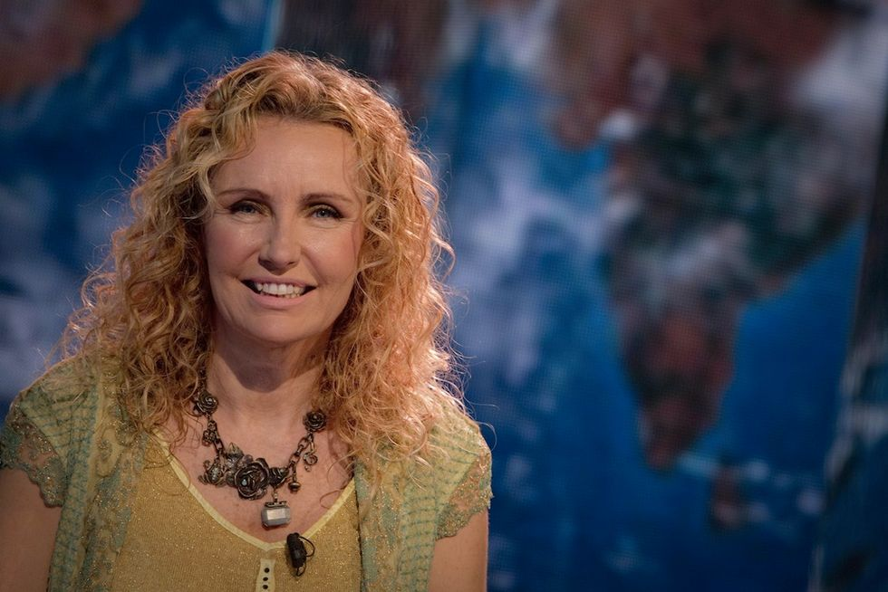 Licia Colò lascia la Rai e sbarca a Tv2000