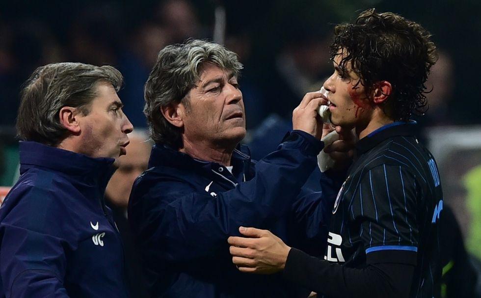 12° giornata - Napoli e Chievo penalizzati. Guida male nel derby di Milano