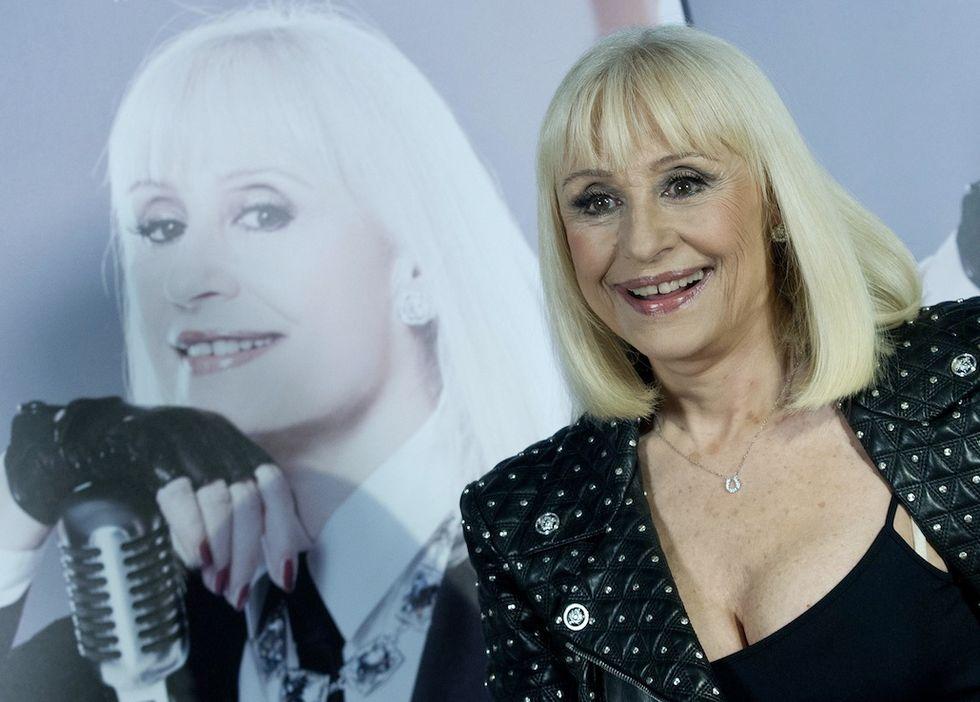 Raffaella Carrà The Voice 4