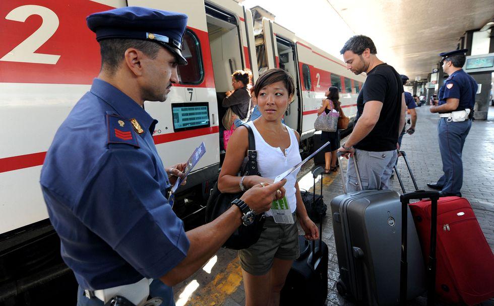 Terrorismo, a rischio i treni dell'Alta velocità