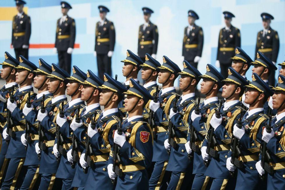 La strategia militare cinese