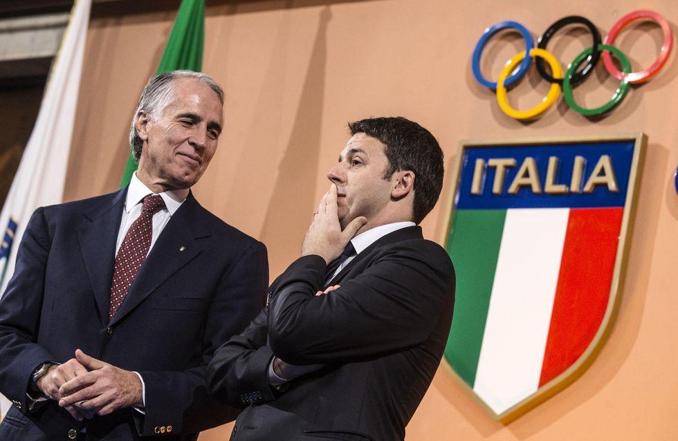 No alle Olimpiadi 2024 a Roma, la decisione di Raggi