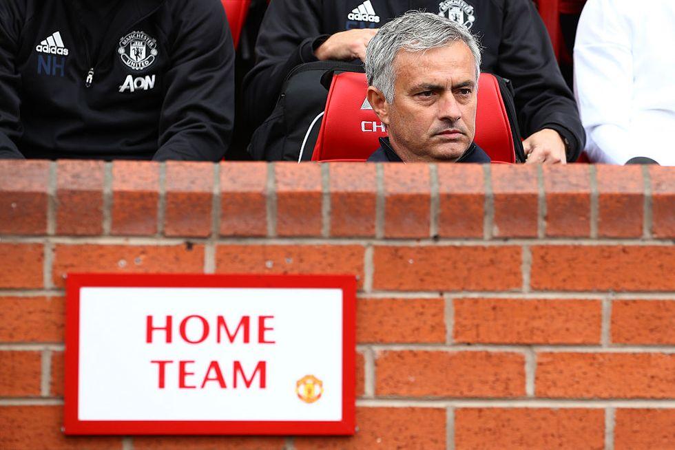 Mourinho Manchester City United
