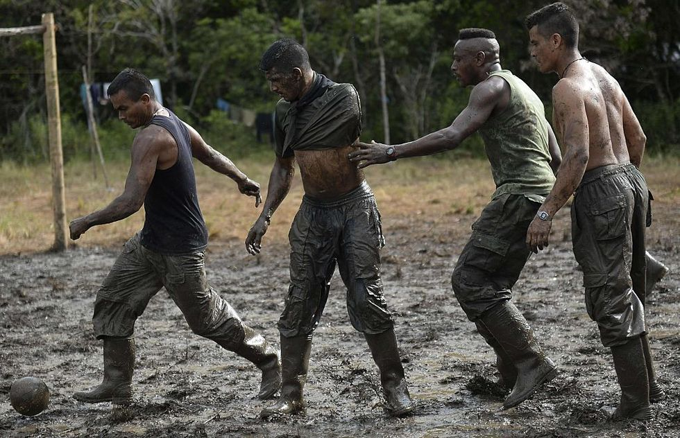 Uno speciale dedicato alla fine della guerra in Colombia