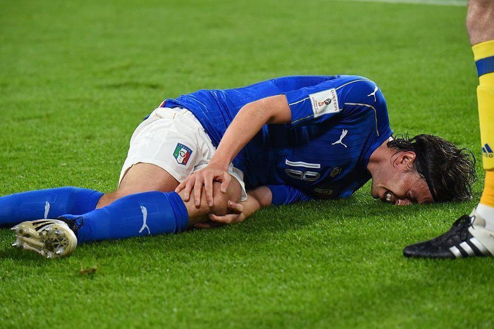 Italia Spagna 1-1 qualificazione Mondiale 2018