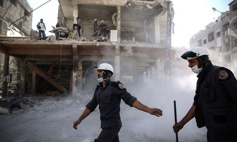 Siria, Douma