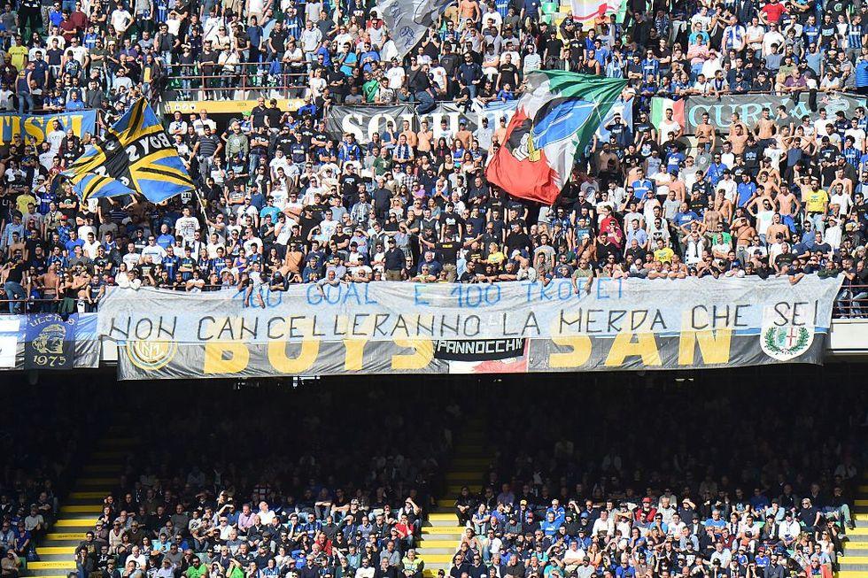 Serie A Inter-Cagliari giornata 8
