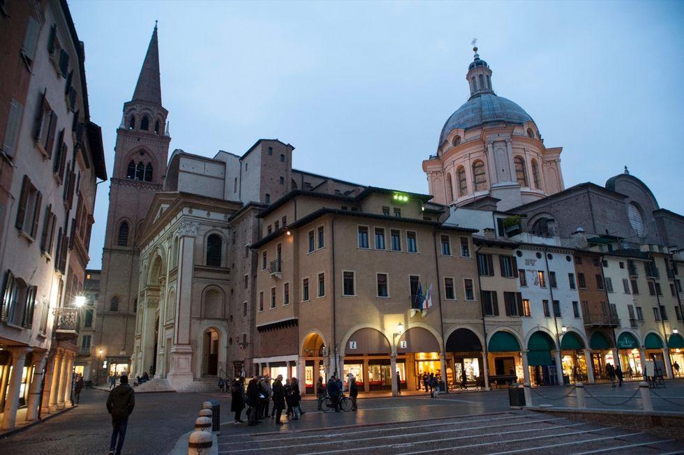 Mantova segreta