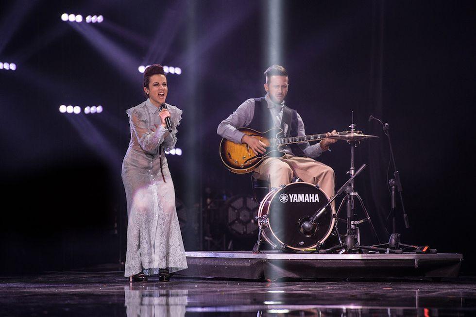 Daiana Lou X Factor 10