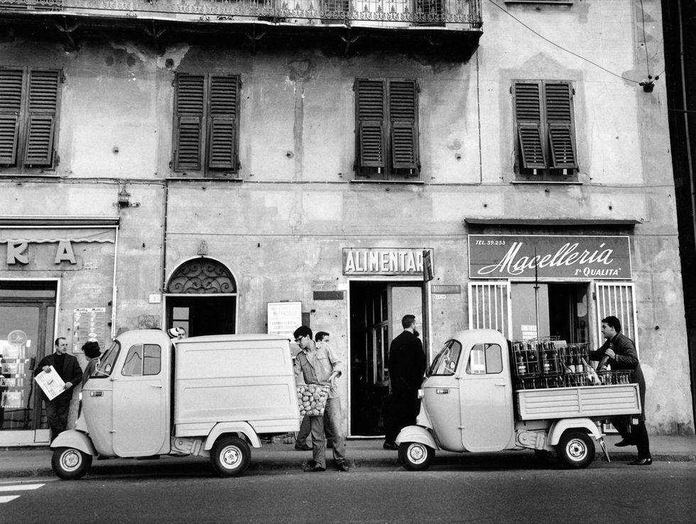 L' Ape Piaggio ha 70 anni: la storia e le foto (1948-2018)