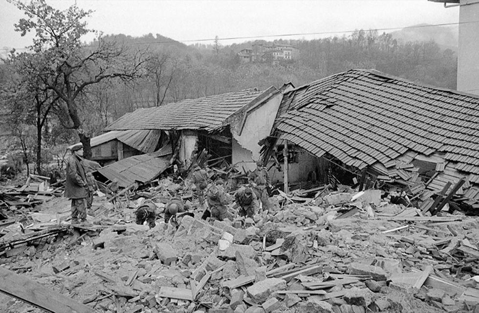50 anni fa l'alluvione del Biellese. La storia e le foto