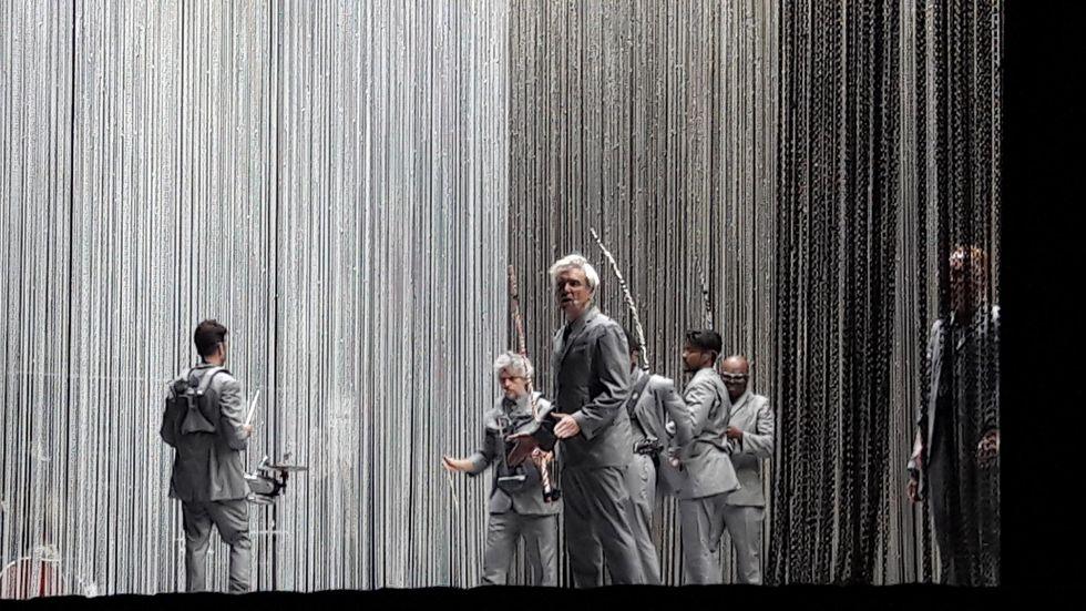 David Byrne a Umbria Jazz: quando arte fa rima con divertimento