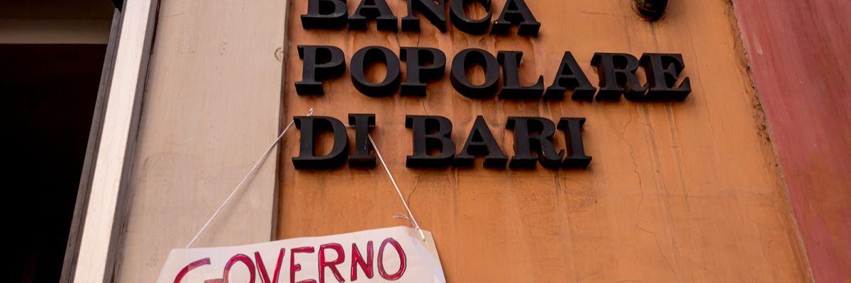 Lo scandalo Popolare Bari raccontato da un avvocato dei clienti