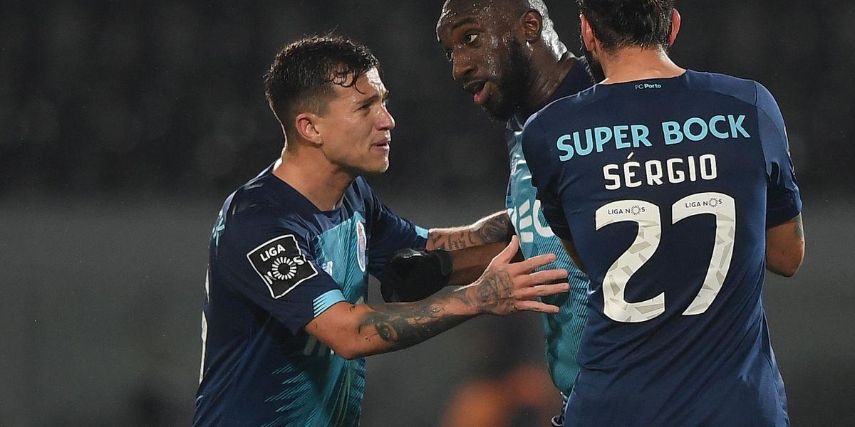 Marega razzismo calcio insulti porto vitoria guimaraes