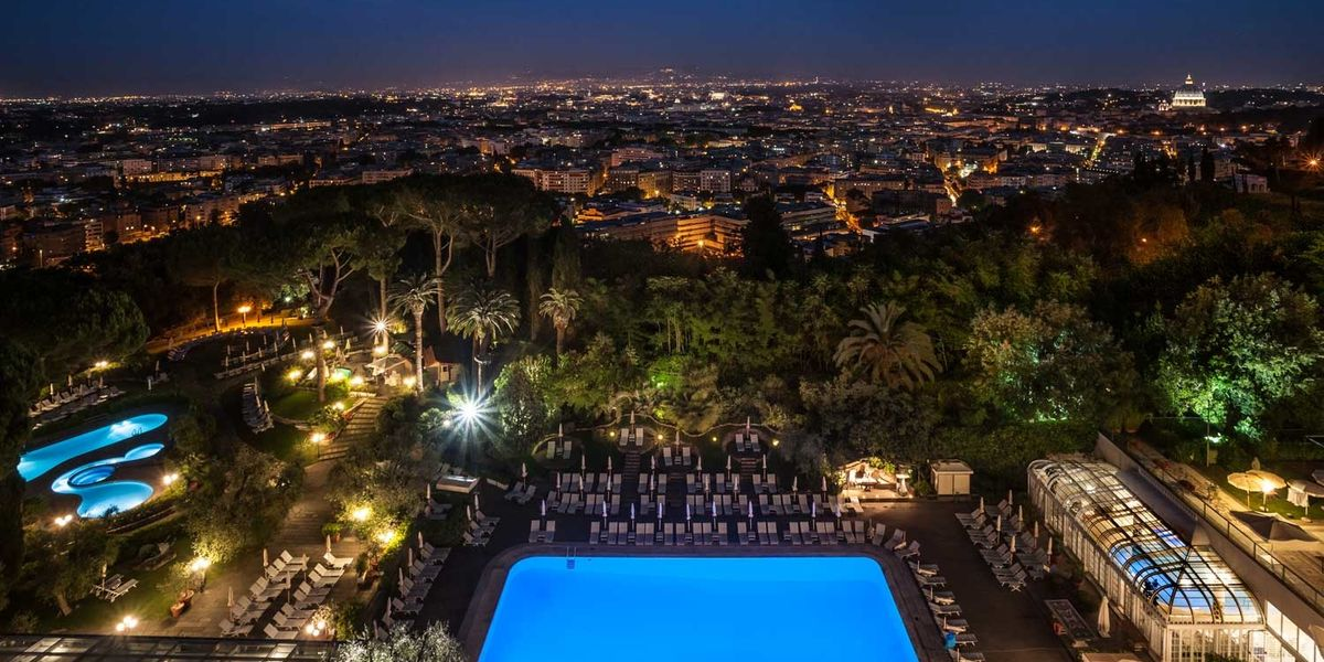 Gli alberghi più belli di Roma