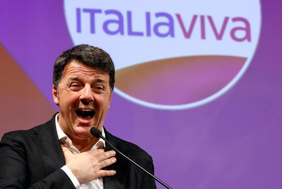 Le grinfie di Renzi sul gioiello dell'energia