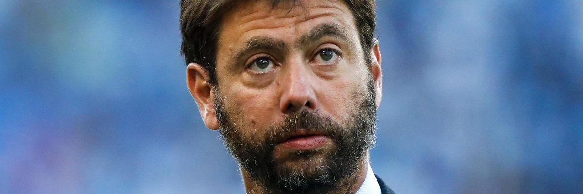 Andrea Agnelli Eca Uefa Juventus