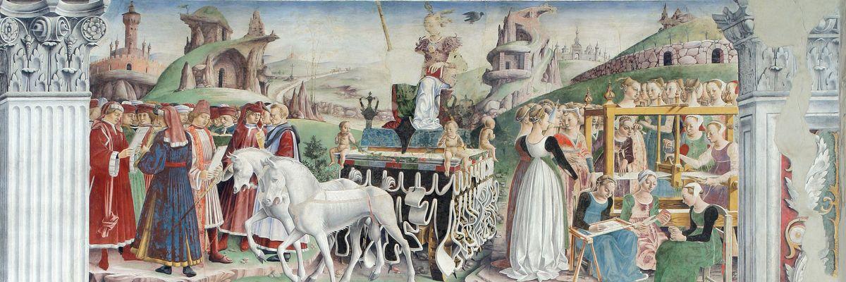 A Ferrara riapre Palazzo Schifanoia, gloria degli Estensi