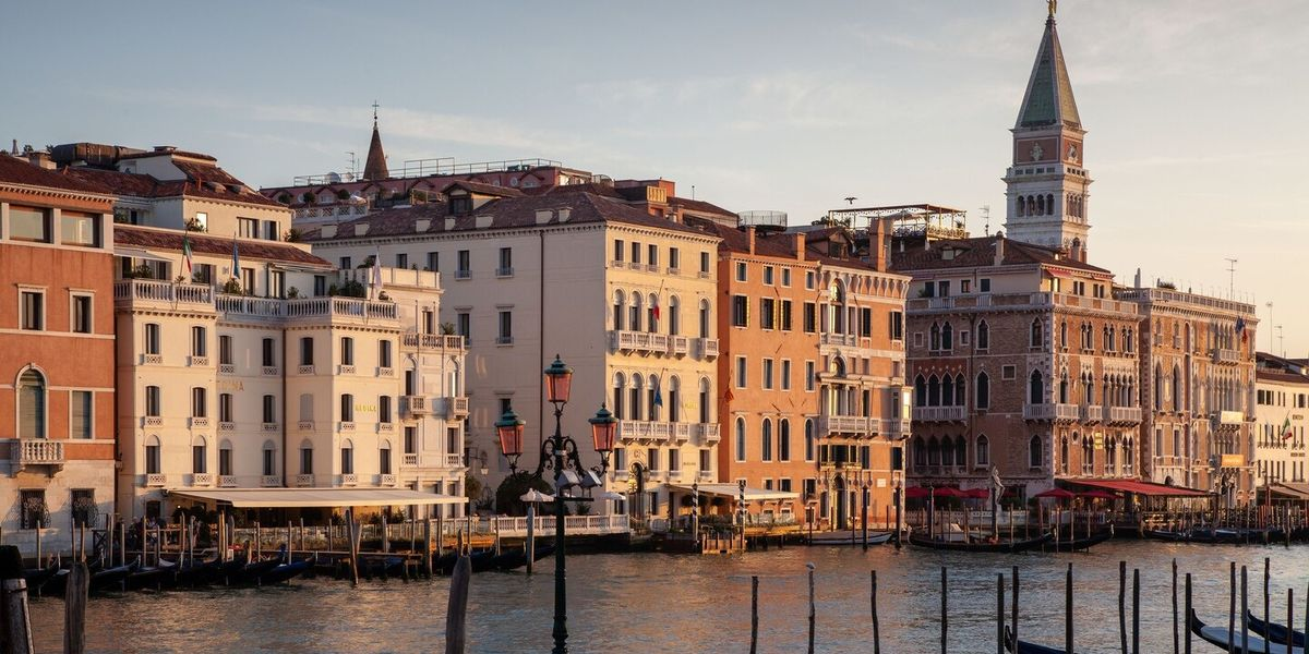 I migliori alberghi di Venezia