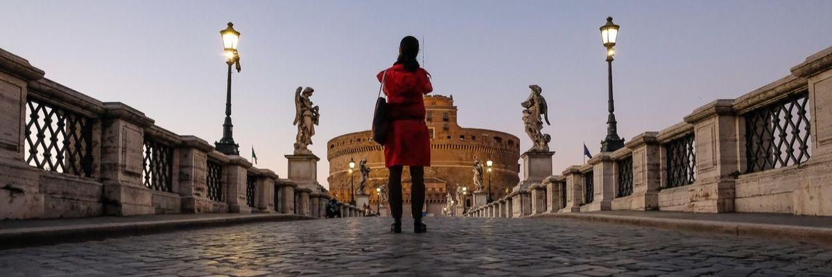 Italia deserta, #iorestoacasa