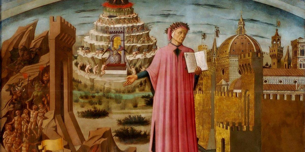 Flashmob per Dante ai tempi del nostro esilio