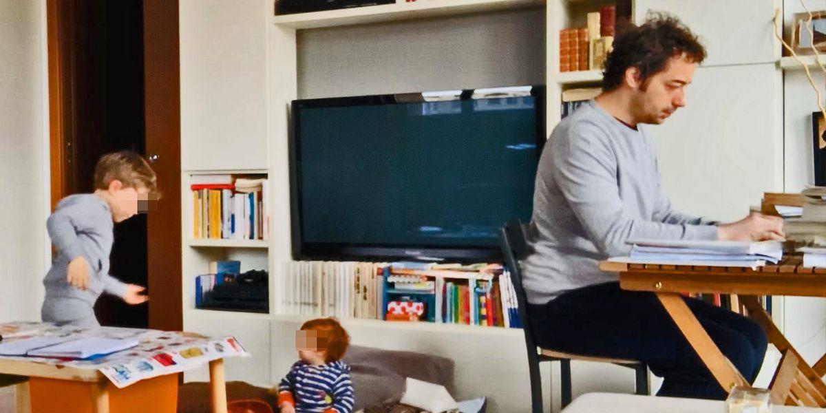 Smart working & bambini piccoli: come sopravvivere