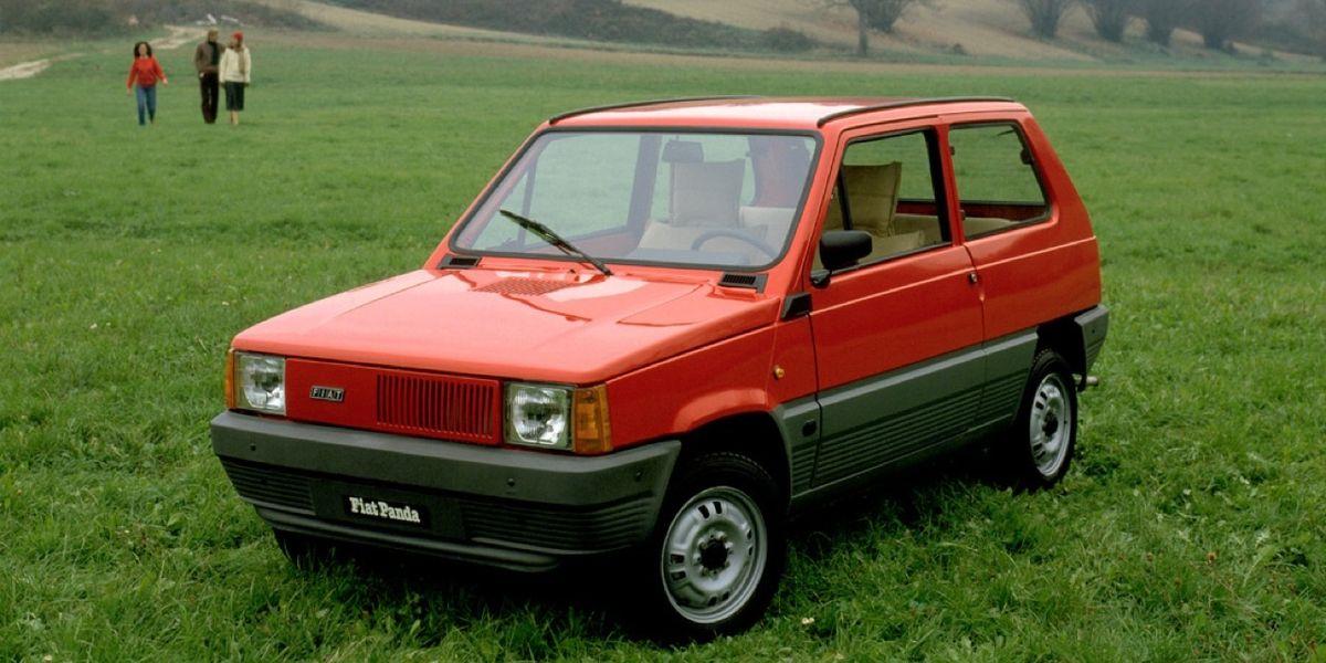 Fiat Panda: i suoi primi quarant'anni