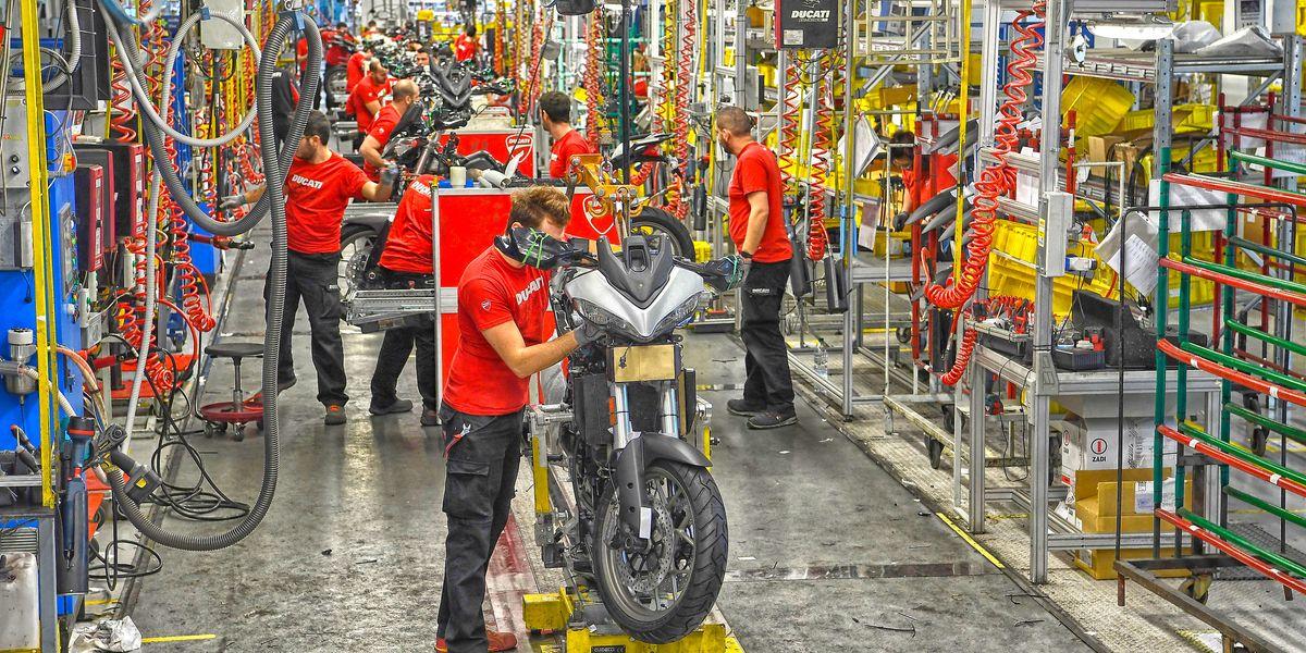 Due ruote, il Covid-19 ferma l'industria, per la rinascita serviranno nuove idee