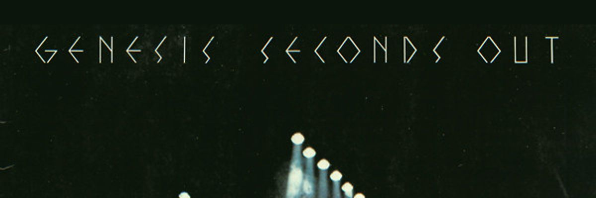 L'album del giorno: Genesis, Seconds Out