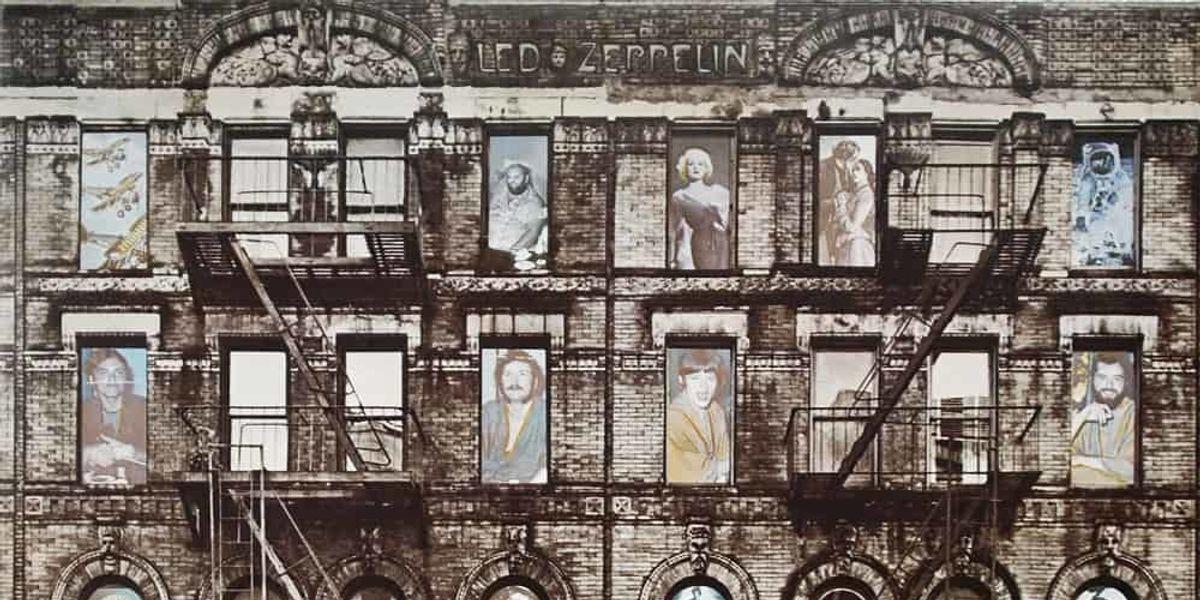 L'album del giorno: Led Zeppelin, Physical Graffiti